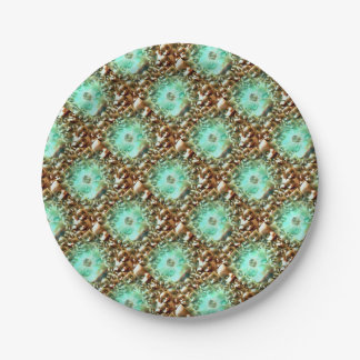 Third eye Dolly Paper Plate