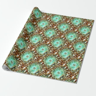 Third eye Dolly Wrapping Paper