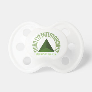 Third eye entertainment since 1973 baby pacifier