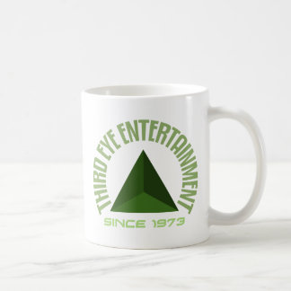 Third eye entertainment since 1973 coffee mug