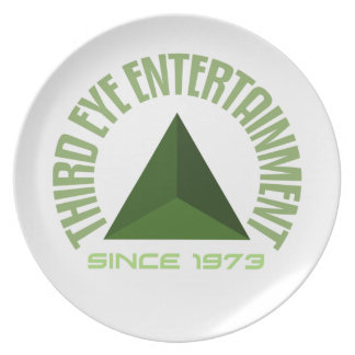 Third eye entertainment since 1973 plate