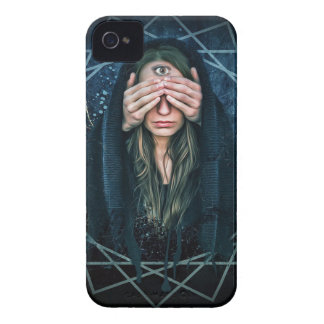Third Eye Eye Spiritual Intuition Symbol Case-Mate iPhone 4 Case