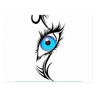 Third Eye Postcard