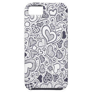 Third  February - Doodle Day - Appreciation Day iPhone 5 Case
