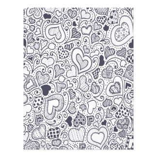 Third  February - Doodle Day - Appreciation Day Letterhead Design