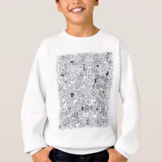 Third  February - Doodle Day - Appreciation Day Sweatshirt