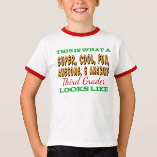 Third Grade Shirt | Awesome Third Grader