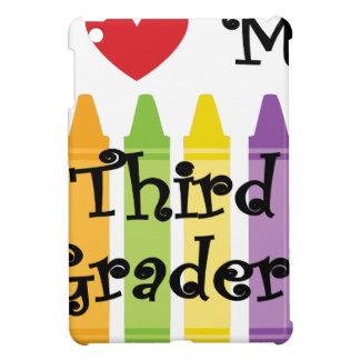 Third grade teacher case for the iPad mini