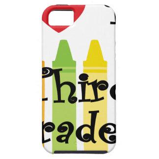 Third grade teacher iPhone 5 case