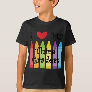 Third grade teacher T-Shirt