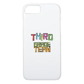 Third Grade Team , 3rd Third Grade Teachers Case-Mate iPhone Case