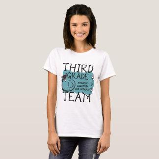 Third Grade Team Teacher T-shirt