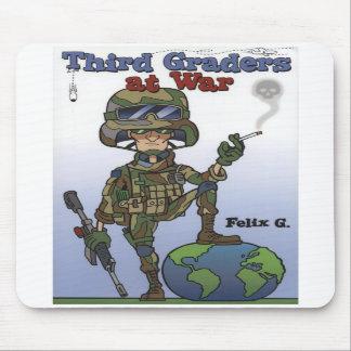 Third Graders At War Mousepad
