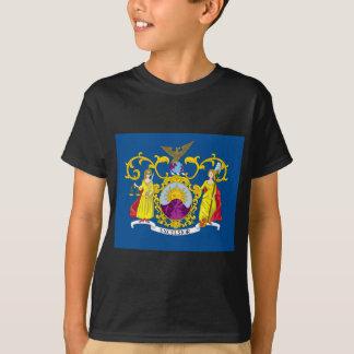 Third New York Regiment Flag T-Shirt