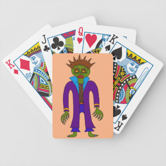 Third Prince Of The Undead Bicycle Playing Cards