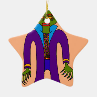 Third Prince Of The Undead Ceramic Ornament