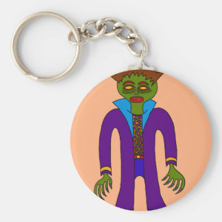 Third Prince Of The Undead Keychain