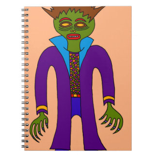 Third Prince Of The Undead Notebooks