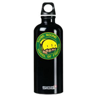 Third Round School of Fighting Water Bottle