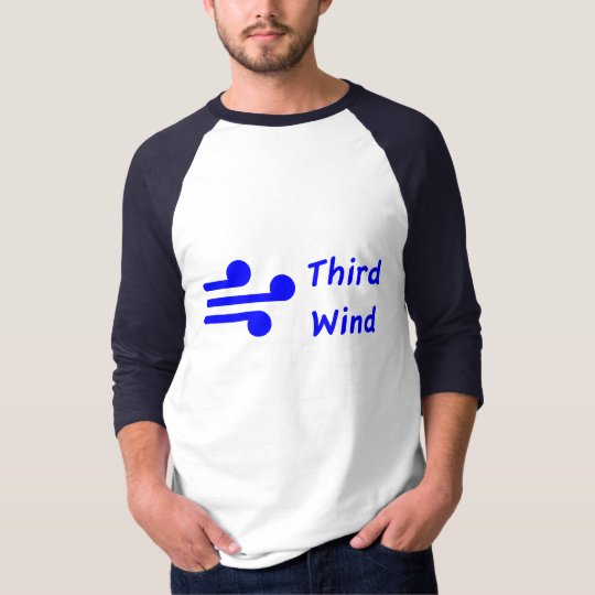 ThirdWind Logo Baseball shirt