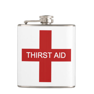 Thirst Aid Father's Day Flask