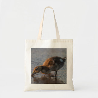 Thirsty Baby Tote Bag