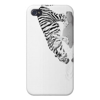 THIRSTY TIGER iPhone 4/4S COVER