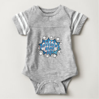 Thirteenth February - Get A Different Name Day Baby Bodysuit