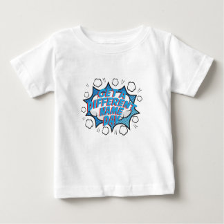 Thirteenth February - Get A Different Name Day Baby T-Shirt