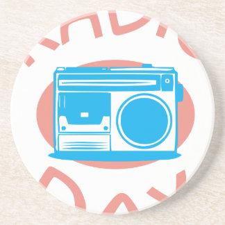 Thirteenth February - Radio Day - Appreciation Day Coaster