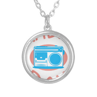Thirteenth February - Radio Day - Appreciation Day Silver Plated Necklace