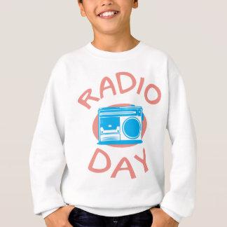 Thirteenth February - Radio Day - Appreciation Day Sweatshirt