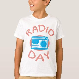 Thirteenth February - Radio Day - Appreciation Day T-Shirt