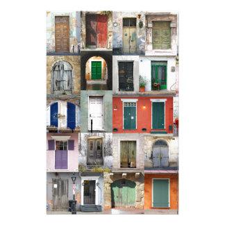 Thirty Doors Stationery