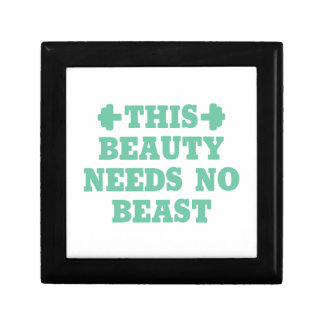 This Beauty Needs No Beast Gift Box