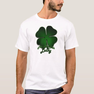This clover feels lucky T-Shirt