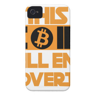 This Coin Will end  poverty iPhone 4 Covers