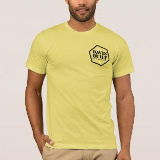 THIS COULD GET MESSY. (black/lemon) T-Shirt