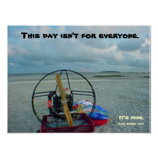 This day isn't for everyone. poster