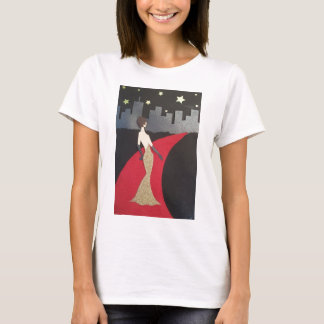 This design will always make you feel glamorous! T-Shirt
