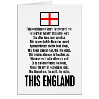 This England Card