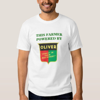 This Farmer Powered By Oliver! Shirt