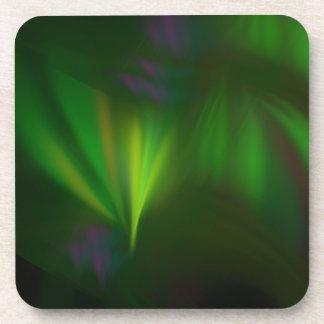This fractal looks like aurora beverage coasters