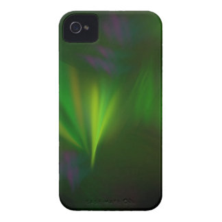 This fractal looks like aurora iPhone 4 Case-Mate case