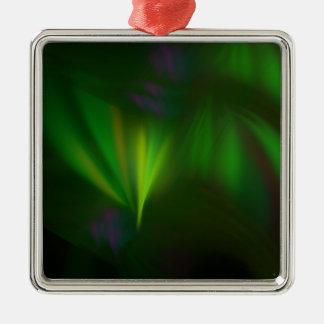 This fractal looks like aurora metal ornament