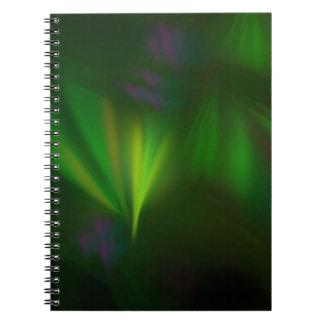 This fractal looks like aurora notebook