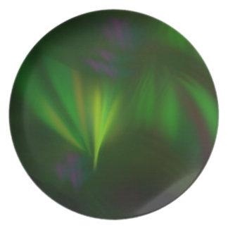 This fractal looks like aurora plate