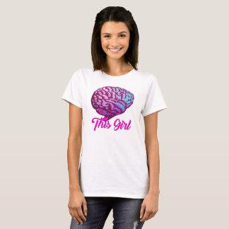 This Girl: Brainy T-Shirt