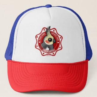 This Girl Loves Her Cockatiel Trucker Hat