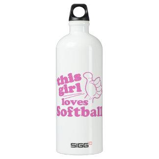 This Girl Loves Softball